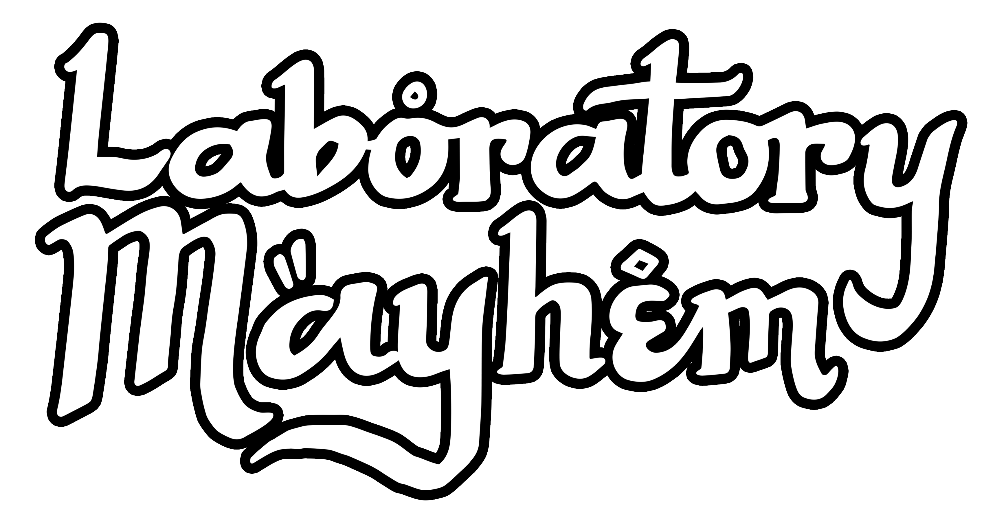 Laboratory Mayhem logo
